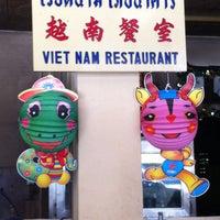 Photo taken at เวียดนามโภชนาคาร by Kancharos A. on 12/31/2012