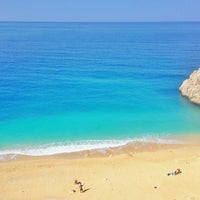 7/19/2013 tarihinde Daniel R.ziyaretçi tarafından Kaputaş Plajı'de çekilen fotoğraf