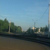 Photo taken at Администрация промышленного района by Дина Ж. on 6/16/2013