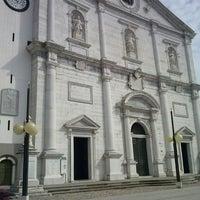 Photo taken at Duomo Palmanova by Mariagrazia P. on 9/6/2013