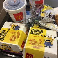Photo taken at McDonald's by AOPHAK J. on 6/10/2017
