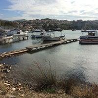 Photo taken at ıldır ada by Berk K. on 11/15/2014