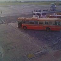 Photo taken at Sultan Iskandar Muda International Airport (BTJ) by Kriz Kroz t. on 7/19/2013