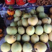 Photo taken at Kathu Fresh Market by D. K. on 4/8/2014
