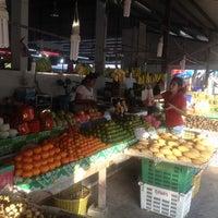 Photo taken at Kathu Fresh Market by D. K. on 10/23/2013