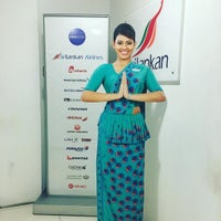 Photo taken at Sri Lankan Airlines by Naail D. on 3/10/2016