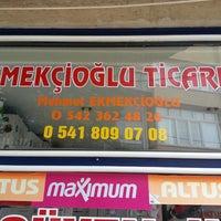 Photo taken at Ekmekçioğlu Ticaret by Mehmet E. on 5/13/2013