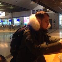 Photo taken at Turku Airport (TKU) by Olga K. on 1/12/2017