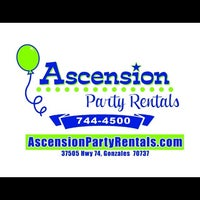Photo taken at Ascension Party Rentals by Austin W. on 6/25/2013