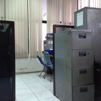 Photo taken at Dinas Perhubungan Komunikasi Informasi dan Telematika by B U L I S  ( سار بوليس ) on 10/8/2013