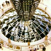 9/19/2012にIlya S.がReichstagskuppelで撮った写真