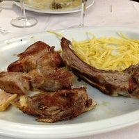 Photo taken at Restaurant Els Barrils by Ilya S. on 2/27/2013