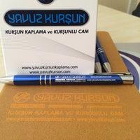 Photo taken at Vera Insaat Tic. Ve San. A.S. by Yavuz Kurşun K. on 7/8/2015