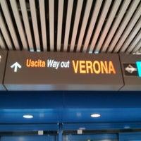 """Photo taken at Aeroporto di Verona """"Valerio Catullo"""" (VRN) by Ciaran R. on 5/16/2013"""