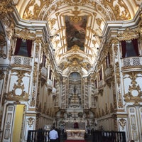Photo taken at Igreja Nossa Senhora do Carmo da Lapa do Desterro by carlos b. on 1/22/2016