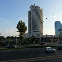 Photo taken at Halkbank Genel Müdürlük by Sinan Y. on 8/25/2013