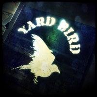 Photo taken at Yard Bird Ale House by Nikolas Z. on 1/6/2013