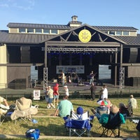 Photo taken at Jeffersonville Riverstage by Denetta A. on 6/15/2013