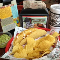 Photo taken at Tijuana Flats by Jose G. on 5/29/2013