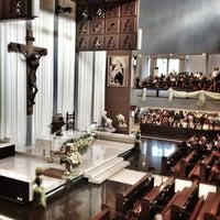 Photo taken at Gereja Katolik Regina Caeli by Angelica on 3/30/2013
