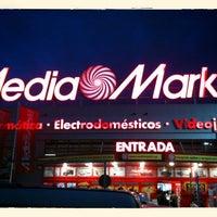 Photo taken at Media Markt Centro Comercial Guadaira by Paloke on 1/17/2013