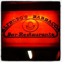 Photo taken at Alfredo's Barbacoa by Paloke on 3/5/2013