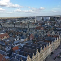 Photo taken at Beffroi d'Arras by Robinho on 2/16/2018