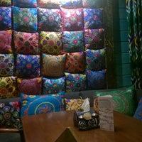 Photo taken at Чайхана Lounge Cafe by Александр on 1/16/2016