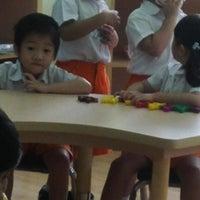 Photo taken at Lollypop Preschool Sunter by Shella J. on 7/17/2013