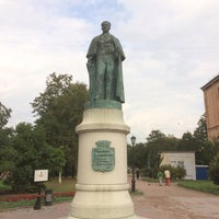 Photo taken at Памятник Иоанису Каподистрия by Irine-Marina P. on 9/25/2015