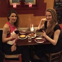 Photo taken at Carmen Bar de Tapas by Eglantine O. on 3/29/2015
