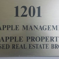 Photo taken at Big Apple Management by James K. on 3/21/2014
