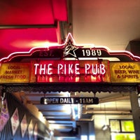 Photo taken at Pike Brewing Company by Ryan L. on 1/30/2013