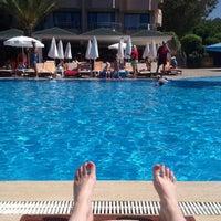 5/27/2013 tarihinde Наталья Д.ziyaretçi tarafından Aventura Park Hotel'de çekilen fotoğraf