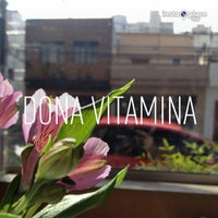 Photo taken at Dona Vitamina by Silvio A. on 5/26/2013