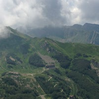 Photo taken at Monte Gomito by Laura G. on 7/26/2013