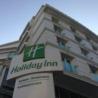4/1/2017 tarihinde MTNziyaretçi tarafından Holiday Inn Ankara - Kavaklıdere'de çekilen fotoğraf