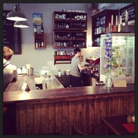 Photo taken at Kaffeeladen by Jan R. on 5/30/2013