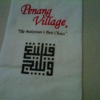 Photo taken at Penang Village by Cunnyer N. on 10/30/2012