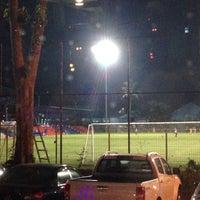 Photo taken at Mini Stadium by Najieha Zayree on 8/5/2016