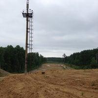 Photo taken at Заброшенная Военная База by Ольга Т. on 7/24/2013