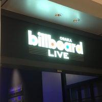 Photo taken at Billboard Live Osaka (ビルボードライブ大阪) by takabon on 6/14/2013