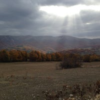Photo taken at Asagigolyazi yaylasi by Tolga on 10/17/2013