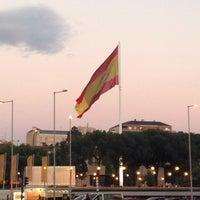 Photo taken at Albergue Juvenil Municipal de Madrid by Dasha Z. on 9/11/2015