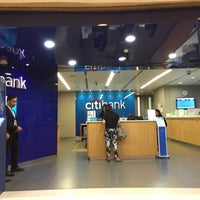 Photo taken at Citibank by Chamin A. on 3/16/2016