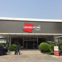 Photo taken at Grand Home Mart by Chamin A. on 2/20/2016