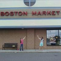 Photo taken at Boston Market by Aubrey L. on 7/5/2013