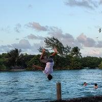Photo taken at Belize by Solange V. on 5/1/2014