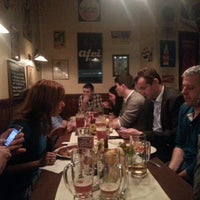 Photo taken at Wiener Wiaz'Haus by Ernst M. on 11/28/2012