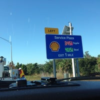 Photo taken at FL Turnpike MM66 by Brent P. on 1/28/2014